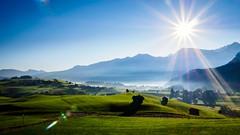 Sonnenaufgang im Allgu (neon_riders) Tags: beautiful great greatest greatshot