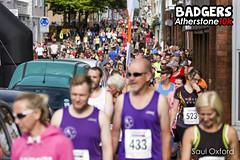20160828_BA10k_SO475 (Badgers Atherstone10k) Tags: running roadrace road race ba10k badgers badger badgersrc badgersatherstone10k atherstone10k 10k 10km 62m 62miles merevale atherstone tnt 28082016 28thaugust warwickshire outdoor market marketsquare longstreet street arch start finish sport runner