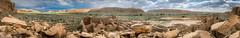 Pueblo Bonito Great House Pano (Vironevaeh) Tags: nationalhistoricpark unesco unescoworldheritagesite americanwest anasazi archaeology chaco chacocanyon chacocanyonnationalhistoricpark greathouse nationalmonument nationalparkservice nativeamericanculture newmexico nmtrue nps nps100 pano panorama photomerge photostitch pueblobonito puebloculture ruins southwest theamericanwest thewest travel west westernnewmexico worldheritagesite