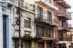 High-Tech Cabling (*Capture the Moment*) Tags: 2016 asuncion paraguay strassenscene streetlife architektur architecture gebude haus huser building buildings outdoor gebudekomplex kabel cabling