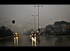 * (PattyK.) Tags: ioannina giannena epirus ipiros greece griechenland hellas ellada europe whereilive lovelycity ilovephotography     balkans    photoscape night lights february 2013 winter street inthecity rainyday rain