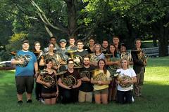 Conservatory 201617 Horn Studio (UMKC-Conservatory) Tags: umkcconservatory umkc universityconservatory university horn brass