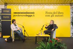 Gianni Amelio 031 (Cinemazero) Tags: pordenone cinemazero pordenonelegge 2016 gianniamelio libro politeama