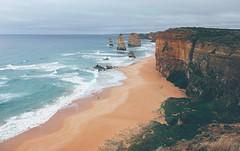 Dream baby dream (FlavioSarescia) Tags: australia beach sea ocean greatoceanroad twelveapostles summer sun sky light sunshine sunlight downunder coast seascape travel fujifilms
