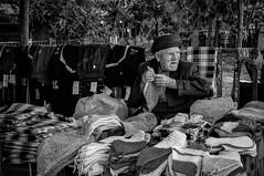 Small business (Saman A. Ali) Tags: street streetphotography stphotografia streetlife blackwhite blackandwhite bw monochrome man market business outdoor