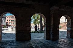 Ghetto Venezia (Domenico Laviano) Tags: venezia ghetto archi