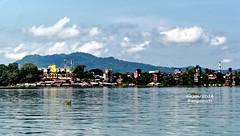 Rangamati Town from Kaptai Lake (sajan-164) Tags: rangamati town kaptai lake largest waterbody chittagong bangladesh sajan164