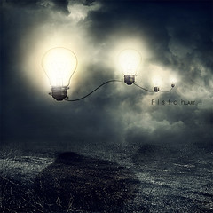 Catching ideas (F l S f a h .. ) Tags: