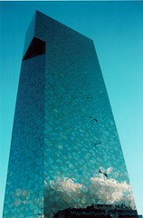 Minolta_011_25 20121013_07 Victoria Tower (Anders Wahlbom) Tags: stockholm scanned kista shotonfilm minoltadynax5 kodakportra400