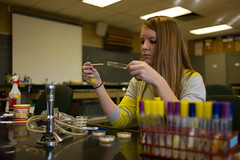 Megan Miller (EIU) Tags: illinois student lab university science charleston biology sciences honors eiu honorscollege easternillinoisuniversity labratory meganmiller biologicalsciences honorsstudent jaygrabiec