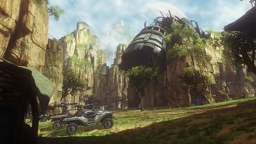 Halo 4 New Multiplayer Trailer & Screenshots