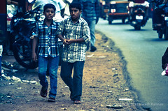 Brothers..!! (HareshKannan) Tags: nikon brothers unity kerala roadside 55200mm d3100