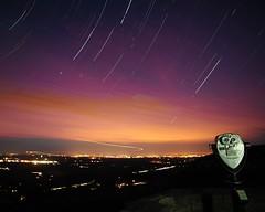 Star Trails of Thacher Park (chuckthewriter) Tags: startrails thacherpark