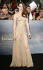 Kristen Stewart, at the premiere of 'The Twilight Saga: Breaking Dawn - Part 2' at Nokia Theatre L.A. Live. Los Angeles, California