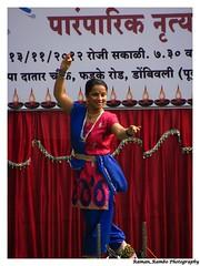 Happy Diwali 2012 - Kathak Performance (Raman_Rambo) Tags: road india happy performance celebration celebrations ganesh program diwali cultural mandir ganapati shubh 2012 deepavali marathi mudra ghungroo kathak phadke ganeshmandir dombivli maharashatra happydiwali maharastrian kalaniketan phadkeroad dombivlikar shreemudrakalaneeketan kalaneeketan