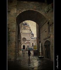 Bergamo (05) (Mau1962) Tags: italy texture nikon europa europe italia piazza duomo bergamo lombardia vecchia nikond5000