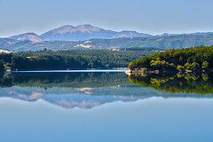 Basilicata. Lago Pertusillo. (io_nicola) Tags: trip travel vacation italy lake canon photography photo europe italia day photos basilicata lucania lagopertusillo ringexcellence eltringexcellence