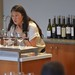 Kerrin Laz detailing the top emerging wines of Napa Valley