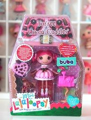 ~ Mini Lalaloopsy Toffee Cocoa Cuddles ~ (Mari Assmann) Tags: 600d personalcollection 18135mm mgae bittybuttons lalaloopsy minilalaloopsy canont3i toffeecocoacuddles