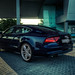 "2013 Audi S7 Side and Rear view.jpg • <a style=""font-size:0.8em;"" href=""https://www.flickr.com/photos/78941564@N03/8202097851/"" target=""_blank"">View on Flickr</a>"