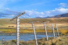 ssia China border fence at  mountain plateau Ukok, Altai (Maxim Tupikov) Tags: china morning summer sky panorama mountain lake snow reflection green tourism nature ecology grass trekking fence spectacular landscape climb highlands high scenery closed quiet crossing russia snowy background border peak sunny lakeside clear mongolia reflect siberia illegal link mountaineering keep environment serene cloudless desolate alp immigration tranquil smuggling altai ukok