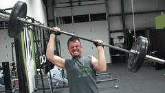 Good example of Crossfit Weight lifting - In C...