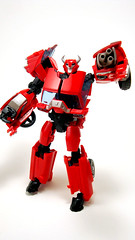 Cliffjumper (internet0jesus) Tags: prime transformers cliffjumper