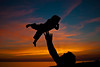 Toss! (Bradley Nash Burgess) Tags: sunset shadow beach silhouette 35mm al nikon gulf alabama toss nikkor f18 shores throw afs gulfshores dx gulfshoresal d80 nikond80 nikonafsdxnikkor35mmf18