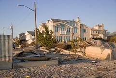 Far Rockaway, New York after Hurricane Sandy (alanrules) Tags: new york beach sandy hurricane rockaway exposing
