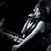 Carice van Houten in de North Sea Jazz club in Amsterdam