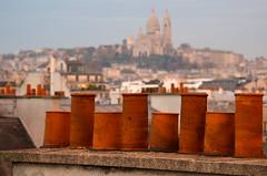 Impressions (jvreymondon) Tags: roof paris france montmartre coeur toit sacré basilique toits