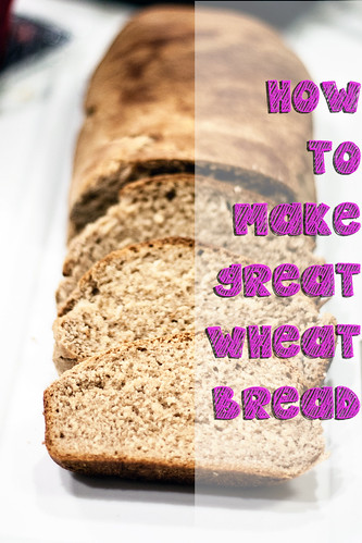great wheat bread