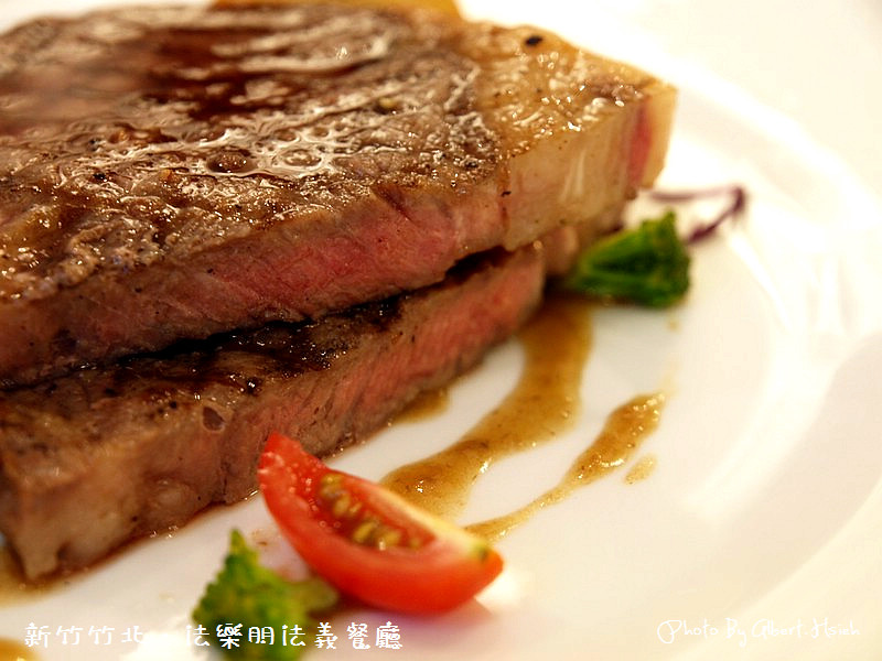 【食記】新竹竹北.法樂朋法義餐廳(米其林大餐初體驗)