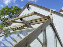 Swallow Greenhouse Auto Vent (greenhouses uk) Tags: greenhouse swallow autovent