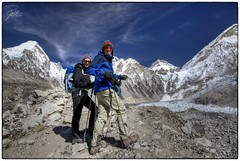Trekking to Everest Base Camp (Frank Kehren) Tags: nepal trekking canon hiking himalaya khumbu f11 icefall 24105 gorakshep everestbasecamp canonef24105mmf4lis ef24105mmf4lisusm khumbuicefall canoneos5dmarkii changtse khumbutse lingtren lhola sagarmathazone everestbasecamptrekkingroute goragshep