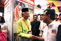 Pelancarkan Akhbar Digital Utusan Malaysia. (Najib Razak) Tags: digital malaysia kualalumpur pm primeminister 2012 akhbar utusan perdanamenteri najibrazak pelancarkan