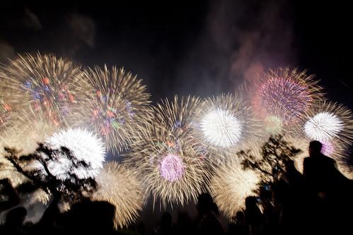 Kyoto, 琵琶湖花火大會