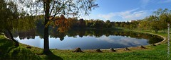 Liniste pe un timpan de apa (Thutat) Tags: panorama bucharest parcultineretului spunetiparerea