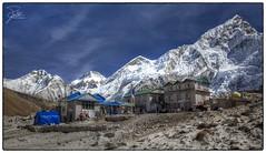 Gorak Shep (Frank Kehren) Tags: nepal trekking canon hiking himalaya f11 nuptse 24105 gorakshep canonef24105mmf4lis ef24105mmf4lisusm canoneos5dmarkii changtse khumbutse lhola sagarmathazone everestbasecamptrekkingroute