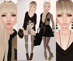 #134 (emmatrue*) Tags: taketomi tsg gawk thearcade slink gfield mstyle chicmanagement jmmai lagyo leont glamaffair tdrb colormehof withlovehunt laviere labelmotion mijnbotique fameshed {sugarheart} aafashionshop