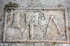Mali Losinj (Anita Pravits) Tags: church kirche croatia hrvatska kroatien malilošinj maurerzeichen