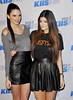 KIIS FM's 2012 Jingle Ball Held at Nokia Theatre L.A. Live - Kylie Jenner, Kendall Jenner