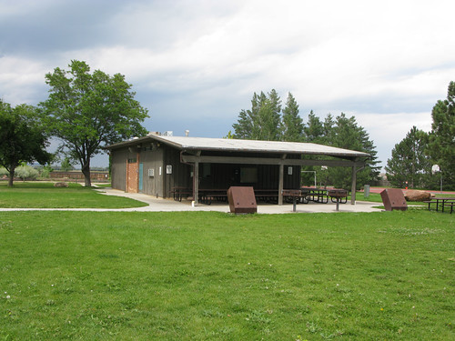 Photo - Tom Watson Park Shelter