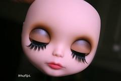 Morgane's eyelids :)
