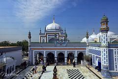 Bhit Shah. (Nadeem Khawar.) Tags: pakistan shrine sindh pakistaniphotographer landscapephotographer nadeemkhawar colorsofpakistan colorsofsindh gettyimagesmiddleeast