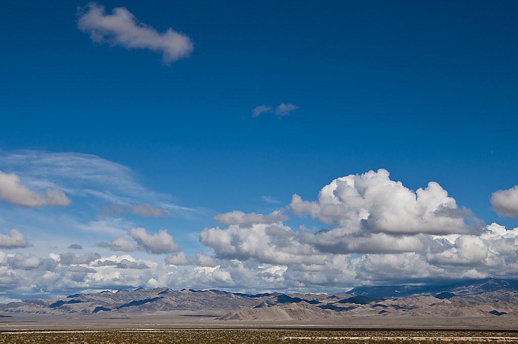 blue ocean clouds scenic - photo #20