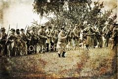 Follow the Leader (Civil War Photography 2012) Tags: history war military civil civilwar battlefield reenactment battles 1860 soliders infocus highquality warbetweenthestates cwt13p