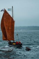 Notre Dame de Bquerel (Fabien Daniel) Tags: port nikon marin bretagne brest sailor bateau clipper bois voilier 18105 lgende traditionnel tonnerres chalutier rplique deuxmts d5100 tonnerresdebrest brest2012