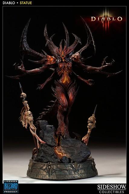 蒐藏最黑暗的恐懼!迪亞布羅雕像推薦!