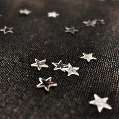 We are all full of stars... (Mac Girl) Tags: christmas light reflection monochrome stars mcfaddensrestaurantsaloon uploaded:by=flickrmobile flickriosapp:filter=nofilter
